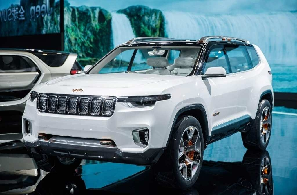 20 new 2020 jeep grand cherokee concept images 2020 jeep Jeep Grand Cherokee Concept