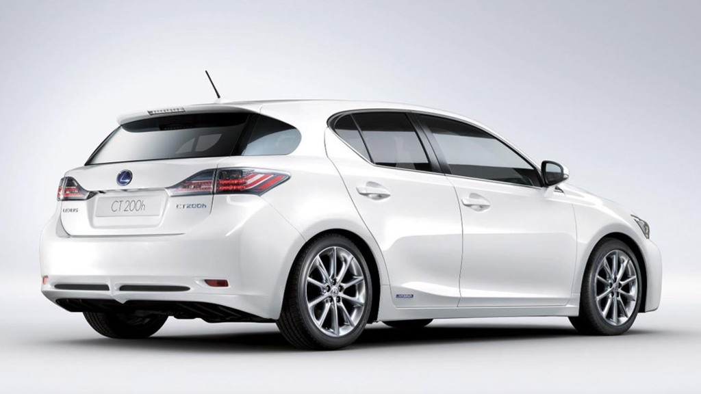 2011 lexus ct 200h hybrid hatch darker side video launches Lexus Hybrid Hatchback