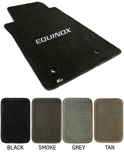 2012 2020 equinox custom fit floor mat set chevymall Chevrolet Floor Mats For Equinox