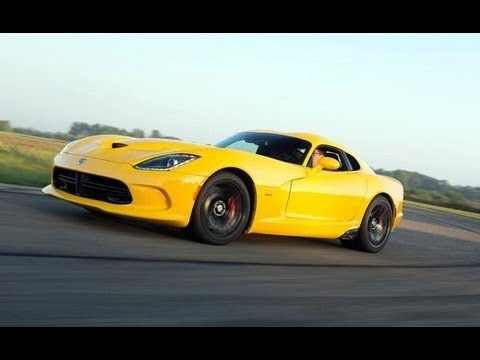 2013 srt viper first drive review car and driver Dodge Viper Car And Driver