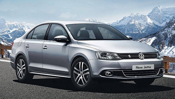 2013 volkswagen jetta launched in india at rs 1370 lakh Volkswagen Jetta India