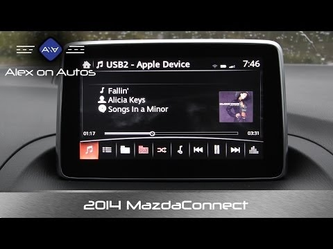 2014 2015 mazda3 mazdaconnect infotainment review youtube Mazda Navigation System Review