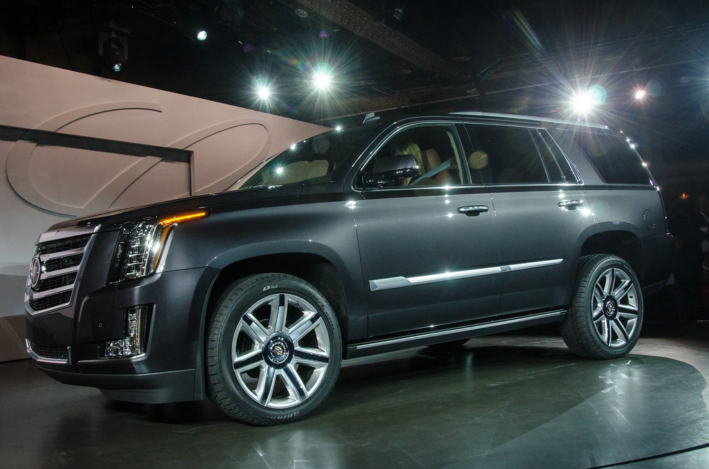 2020 cadillac escalade reveal nyc dave pinter flickr Cadillac Escalade Reveal