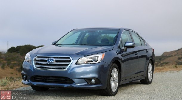 2015 subaru legacy 25i premium review with video Subaru Legacy 2.5i Premium