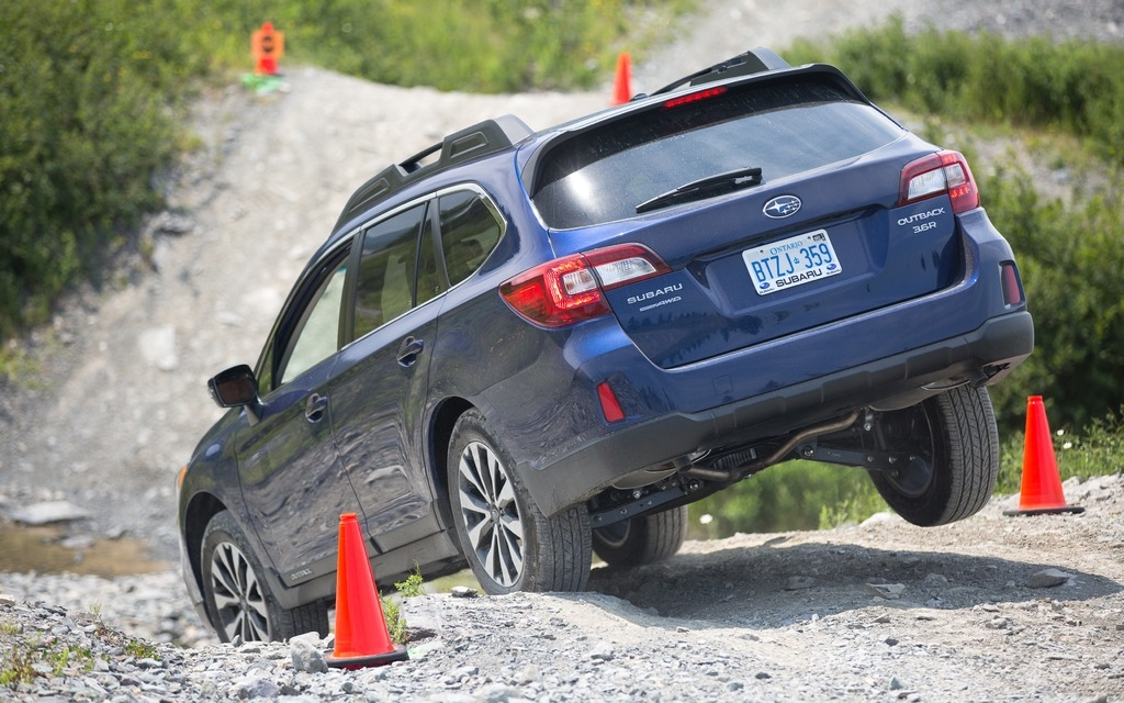 2015 subaru outback fearless and comfortable 3849 Subaru Outback Ground Clearance