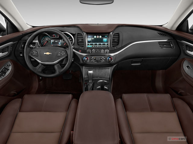 2020 chevrolet impala 95 interior photos us news Chevrolet Impala Interior