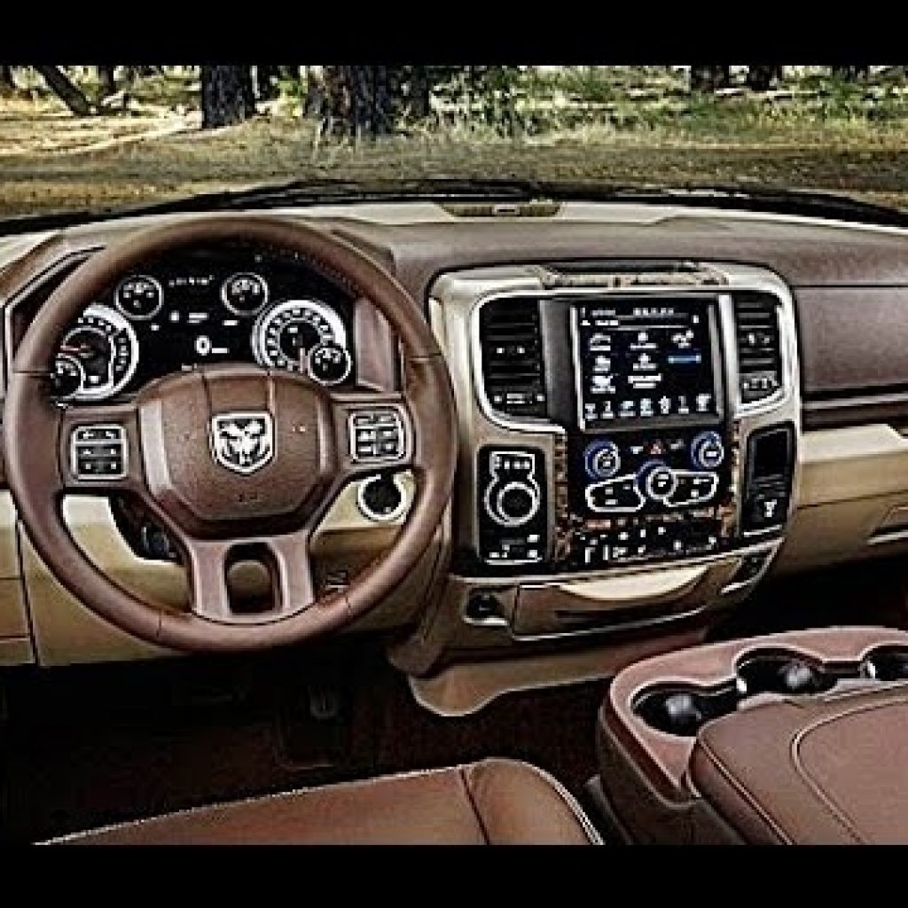 2016 dodge ram 2500 interior review Dodge Ram 2500 Interior