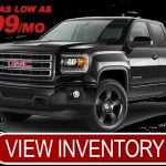 2016 gmc sierra special elevation edition 249 lease Gmc Zero Percent Financing