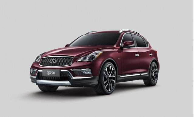 2016 infiniti qx50 vs 2016 volvo xc60 the car connection Infiniti Qx50 Vs Volvo Xc60