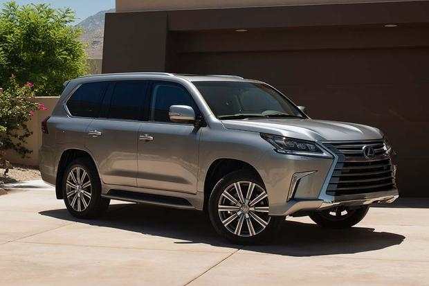 2016 infiniti qx80 vs 2016 lexus lx 570 which is better Lexus Gx Vs Infiniti Qx80