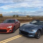 2016 mazda mx 5 vs 2016 scion fr s 0 60 mph review which Mazda Miata Zero To 60