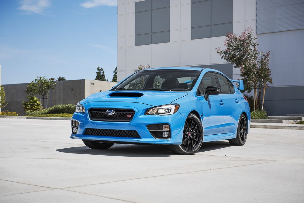 2016 subaru wrx sti autonation drive automotive blog Subaru Wrx Quarter Mile