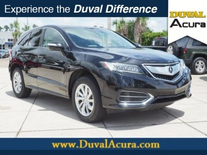 2017 acura rdx for sale in jacksonville fl 32202 autotrader Acura Rdx Jacksonville Fl