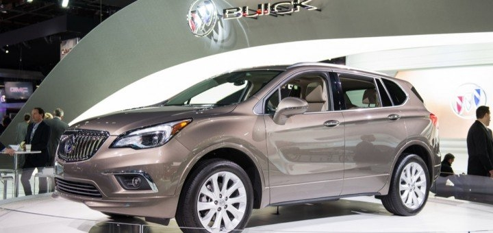 2017 buick envision changes updates detailed gm authority Buick Envision Changes