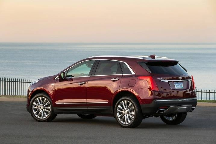 2017 cadillac xt5 review ratings edmunds Reviews Of Cadillac Xt5