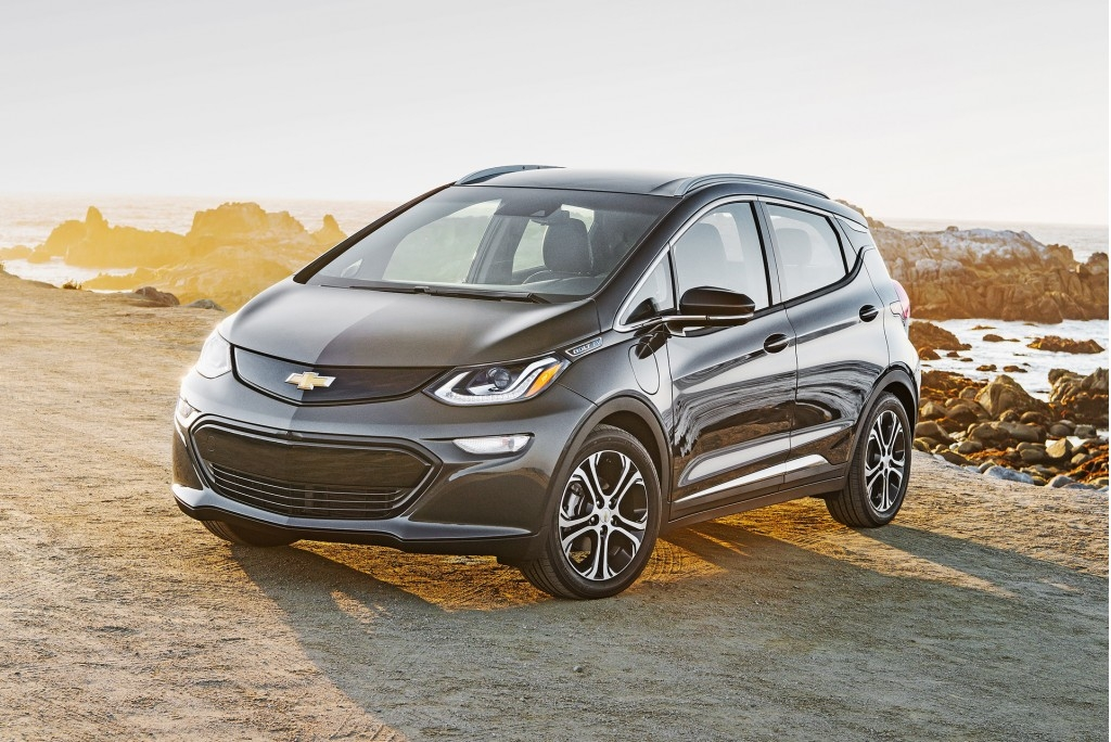 2017 chevy bolt ev review consensus car is good range is real Chevrolet Bolt Ev Range