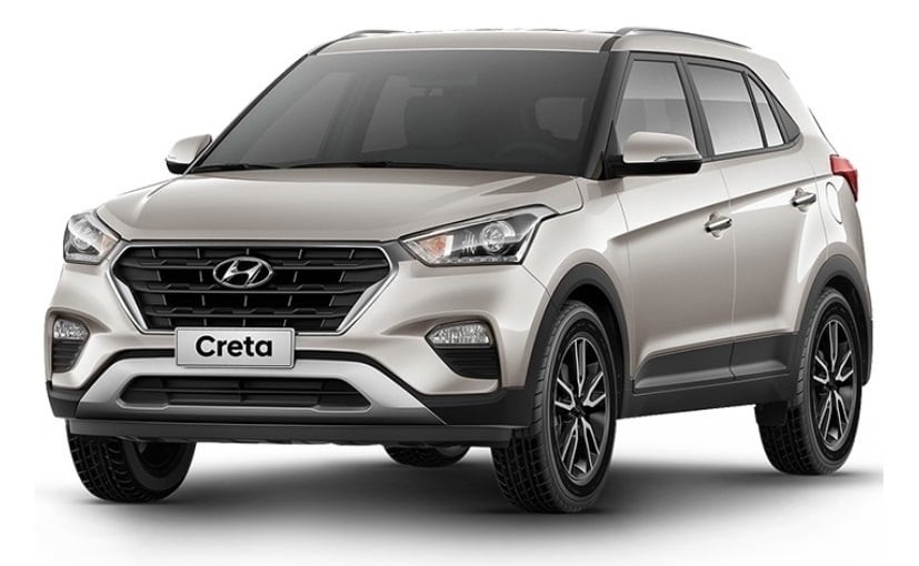 2017 hyundai creta facelift unveiled will be launched in Hyundai Creta Launch Date
