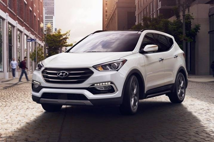 2017 hyundai santa fe sport review ratings edmunds Hyundai Santa Fe Sport