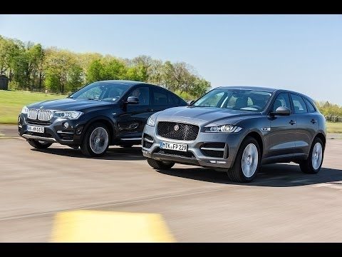 2017 jaguar f pace vs 2017 bmw x3 ultimate review comparison Jaguar F Pace Vs Bmw X3