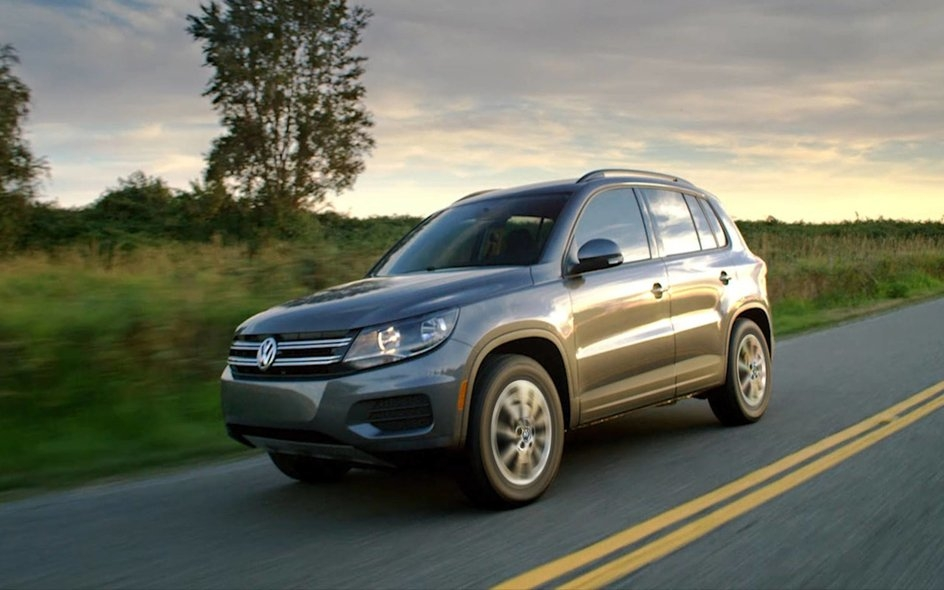 2017 volkswagen tiguan limited slashes price and features Volkswagen Tiguan Limited