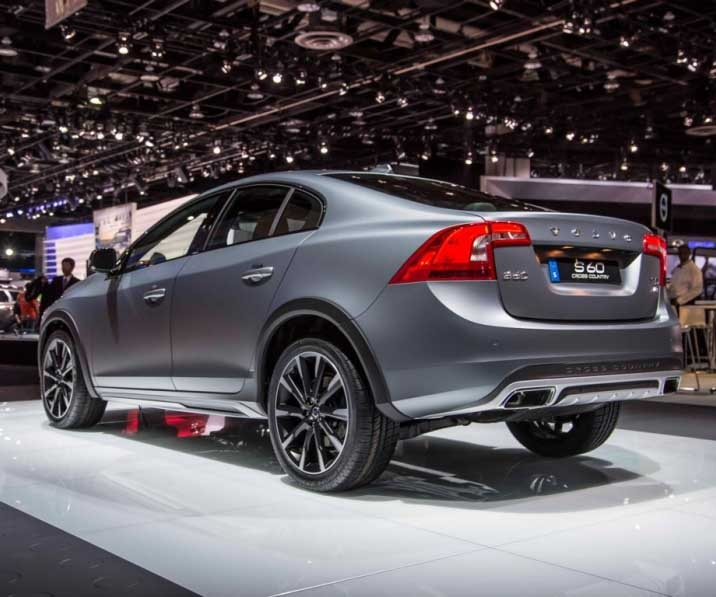 2017 volvo s60 release date redesign and specs Volvo S60 Release Date