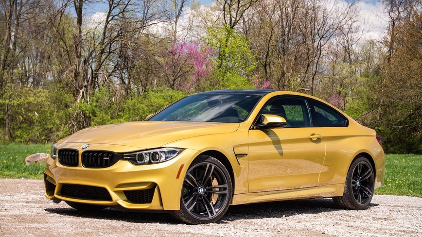 2018 bmw m4 review sharper performance means bigger Bmw M4 All Wheel Drive