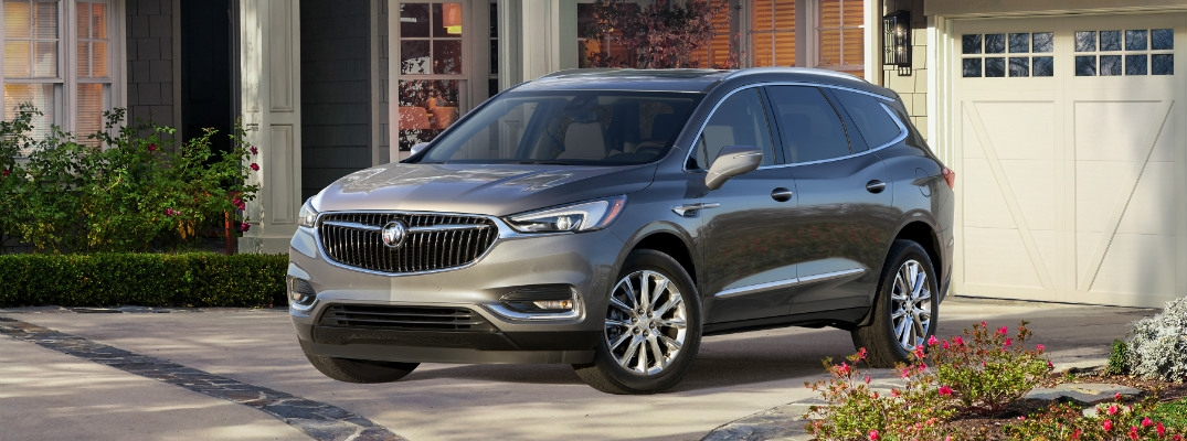 2018 buick enclave changes and release date Buick Enclave Release Date