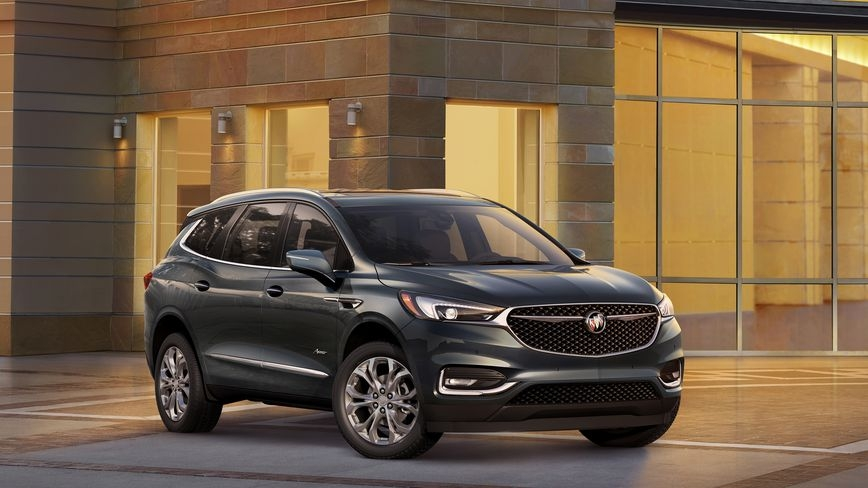 2018 buick enclave first drive review price release date Buick Enclave Release Date