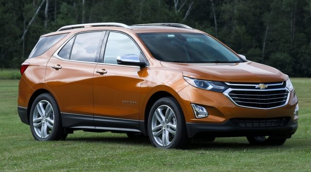 2018 chevrolet equinox review a big improvement extremetech Chevrolet Equinox Review