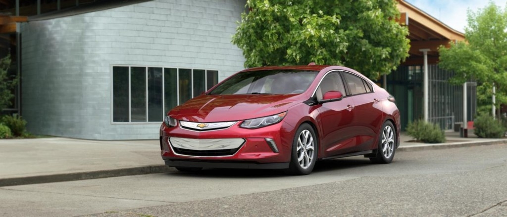 2018 chevrolet volt changes and release date florence Chevrolet Volt Release Date