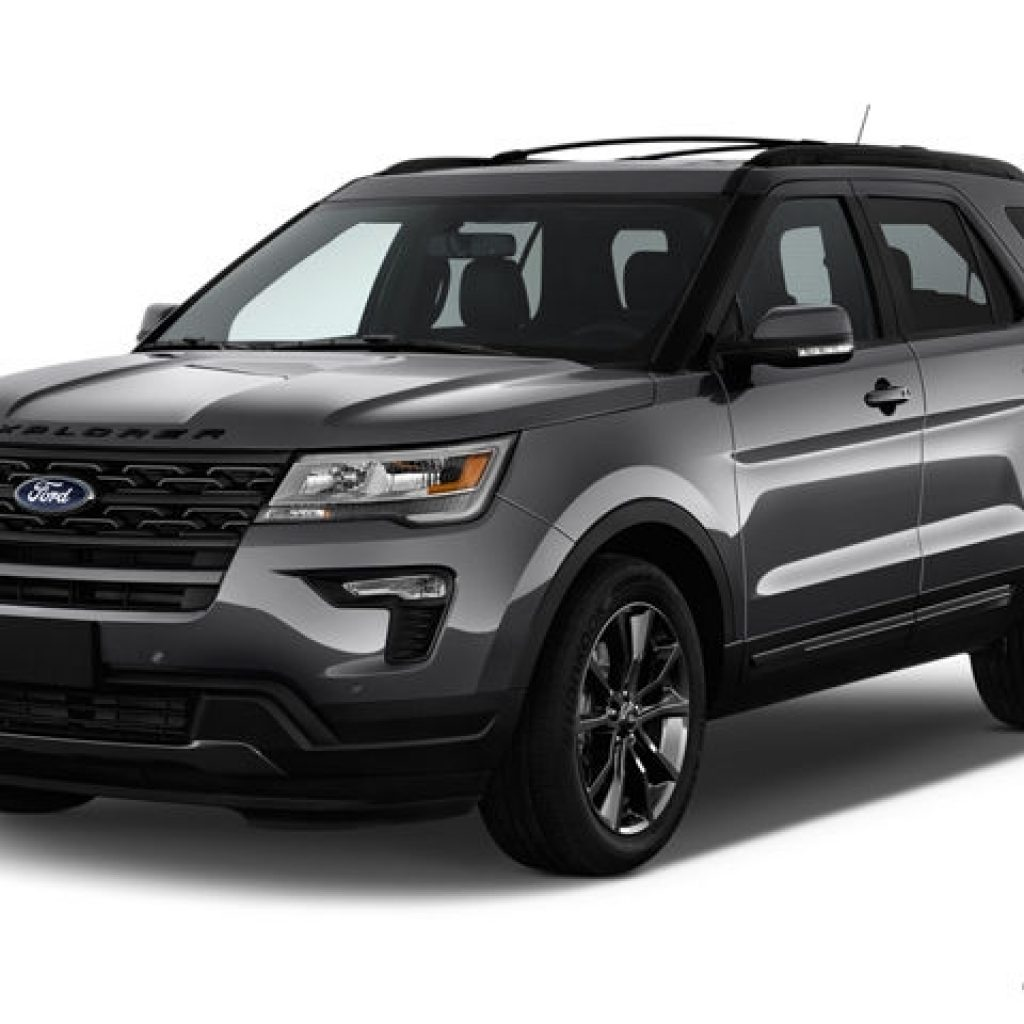 2018 ford explorer xlt 4wd specs and features us news Ford Explorer Xlt Specs