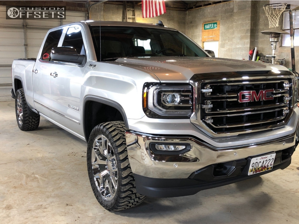 2018 gmc sierra 1500 oe performance 150 rough country Gmc Sierra Leveling Kit