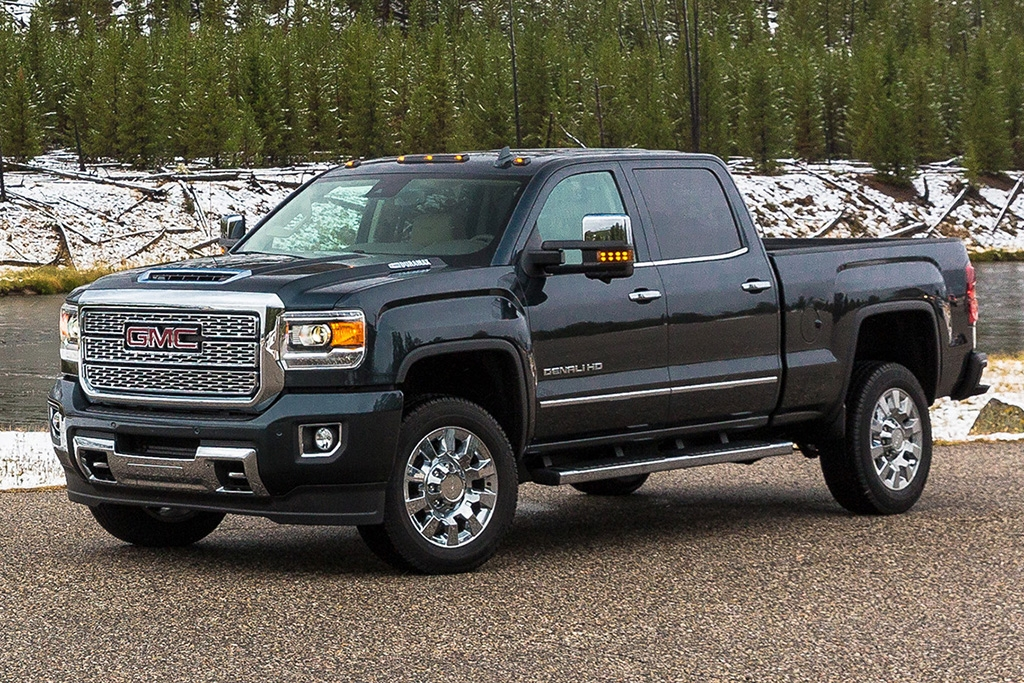 2018 gmc sierra 2500hd new car review autotrader Pictures Of Gmc 2500hd