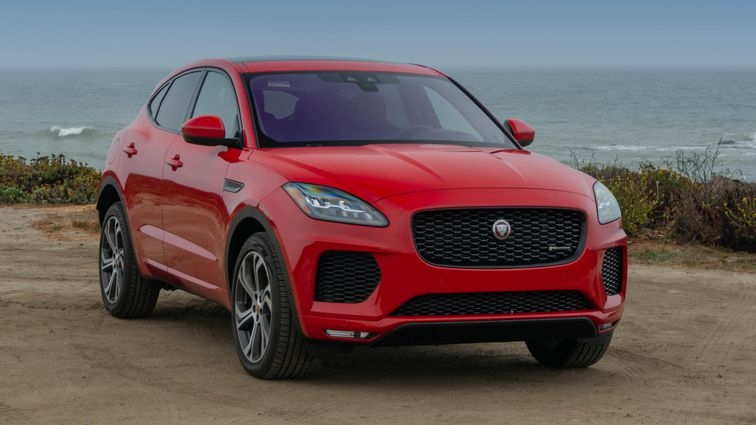 2018 jaguar e pace review so much fun so many annoyances Jaguar EPace Configurations
