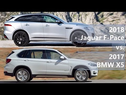 2018 jaguar f pace vs 2017 bmw x5 technical comparison Jaguar F Pace Vs Bmw X5