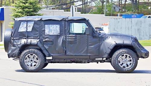 2018 jeep wrangler jl release date review jeep limited Jeep Wrangler Release Date