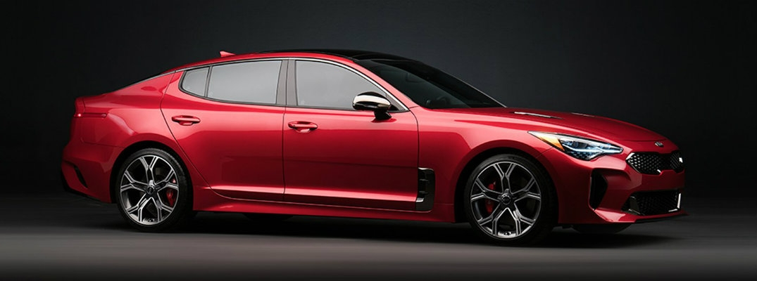 2018 kia stinger release date and new features Kia Stinger Release Date