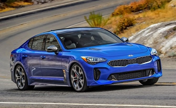 2018 kia stinger release date when does the kia stinger go Kia Stinger Release Date