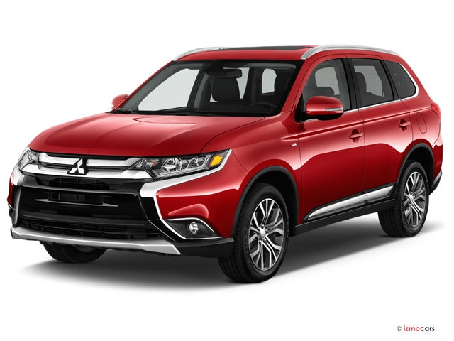 2018 mitsubishi outlander prices reviews and pictures Mitsubishi Outlander Review