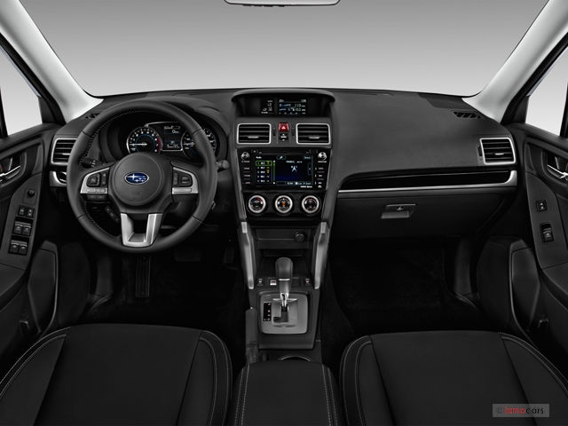 2018 subaru forester 180 interior photos us news Subaru Forester Interior