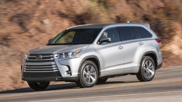 2018 toyota highlander model overview pricing tech and Pictures Of Toyota Highlander