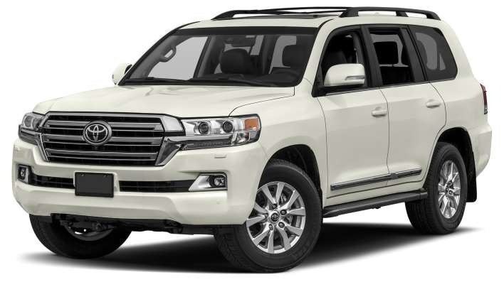 2018 toyota land cruiser v8 4dr 4x4 pricing and options Toyota Land Cruiser V8