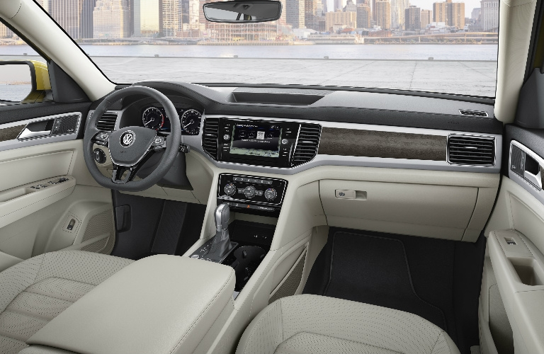 2018 volkswagen atlas seating capacity and dimensions Volkswagen Atlas Dimensions