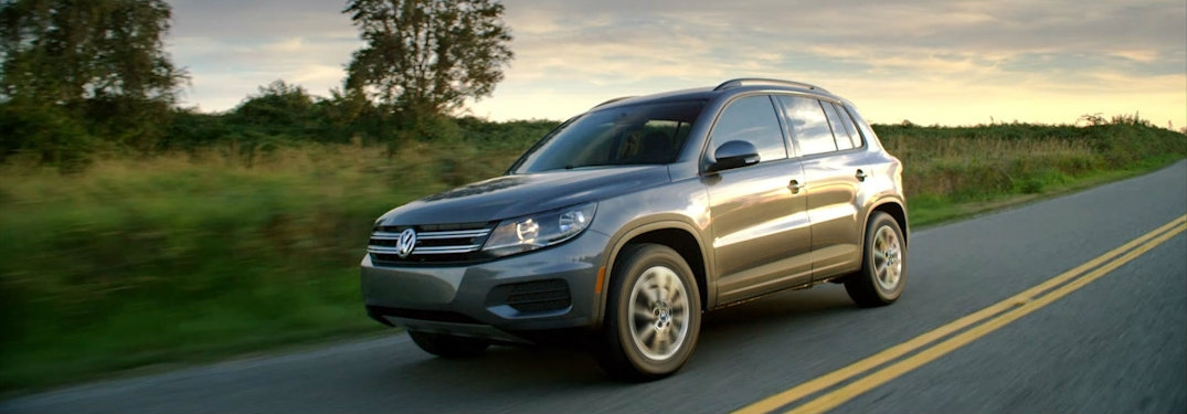 2018 volkswagen tiguan limited features Volkswagen Tiguan Limited