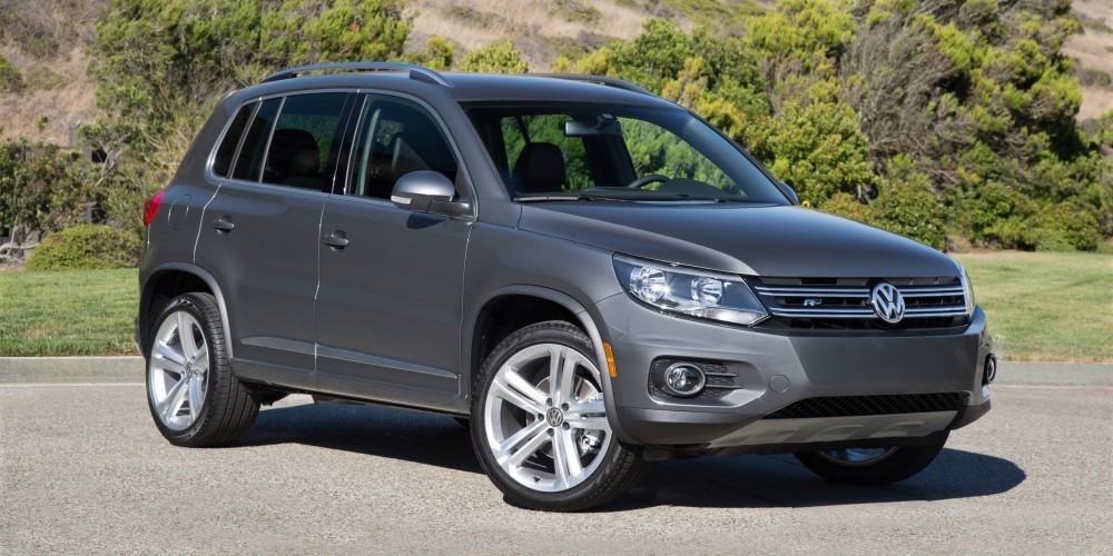 2018 volkswagen tiguan limited the old new tiguan gets Volkswagen Tiguan Limited