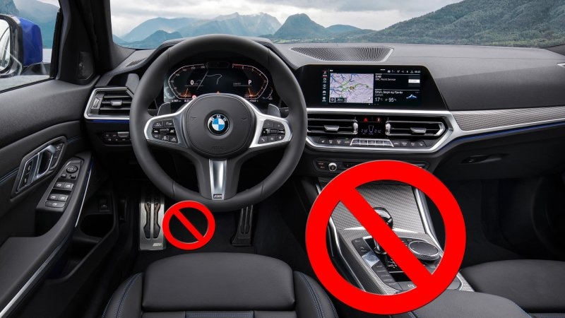 2019 bmw 3 series will be automatic only in the united Bmw With Manual Transmission