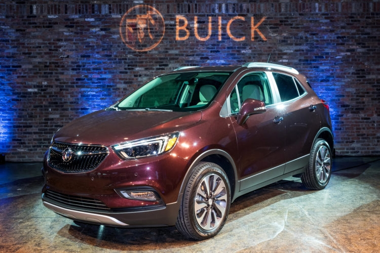 2020 buick encore rumors redesign review release date Buick Encore Release Date