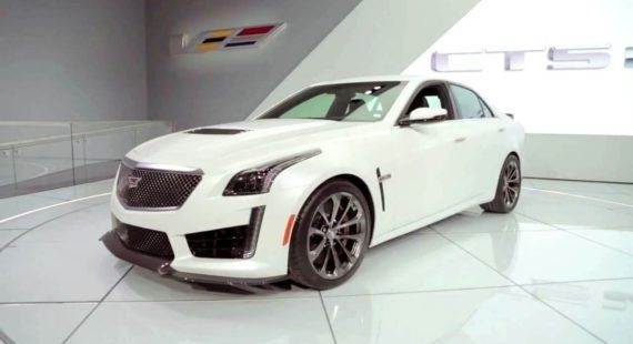 2019 cadillac ats v overview redesign price Cadillac Ats Release Date