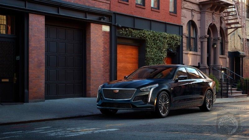 2019 cadillac ct6 v series allocation sells out in hours Cadillac On Ray Donovan
