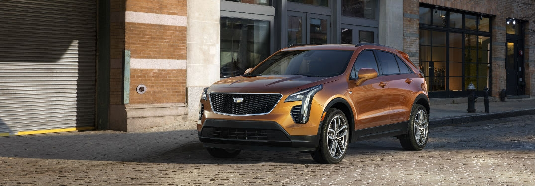 2019 cadillac xt4 release date and design specs Cadillac Xt4 Release Date